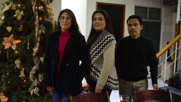 Celebra despacho la Navidad