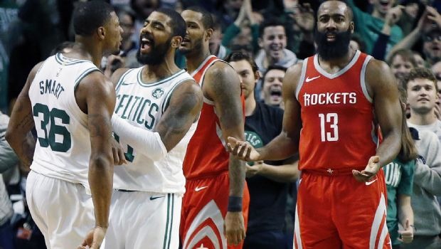 Celtics superan a los Rockets
