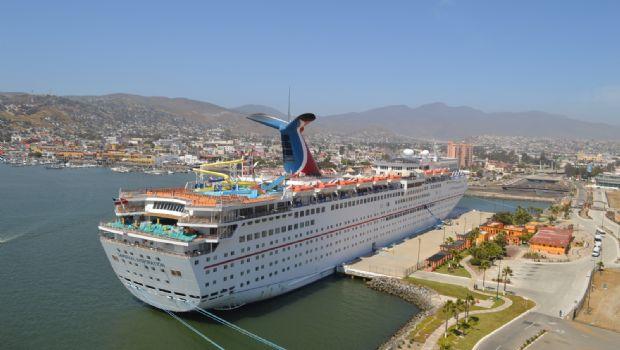 Arribarán 22 cruceros a Ensenada en enero 2018