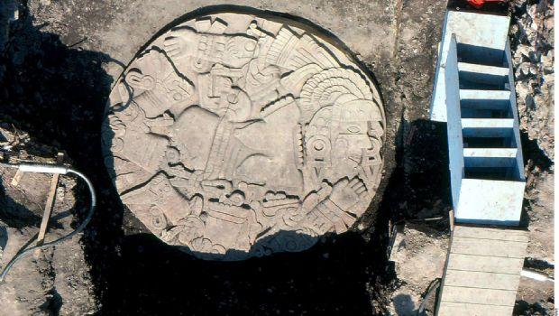 Evocan herencia de  la Diosa de la Luna
