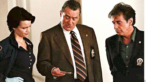 Un mexicano reúne  a De Niro y Pacino