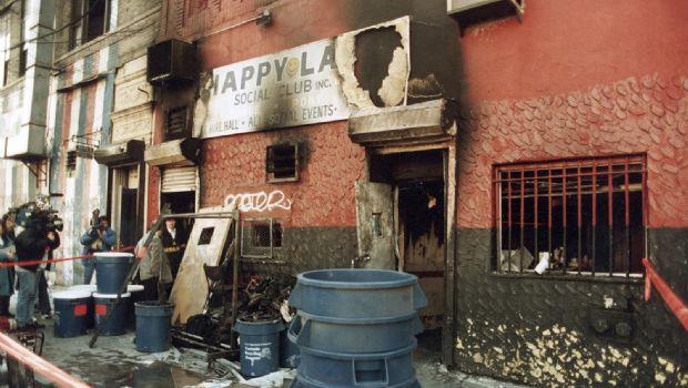 Provoca un incendio infierno en el Bronx