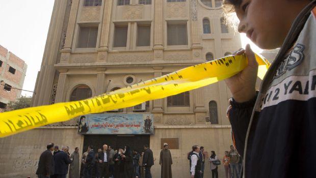 Deja nueve muertos ataque a una iglesia