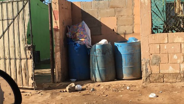 Levantan en Camalú 15 toneladas de basura