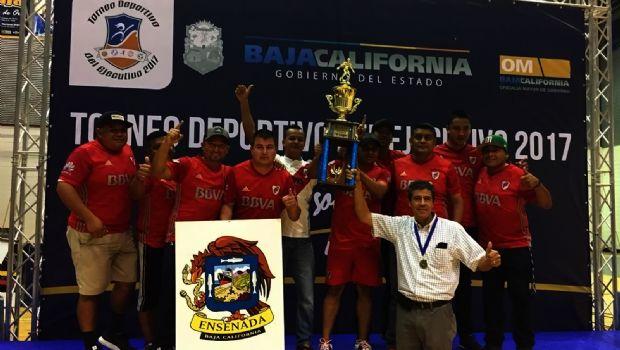 Alza Ensenada campeonato