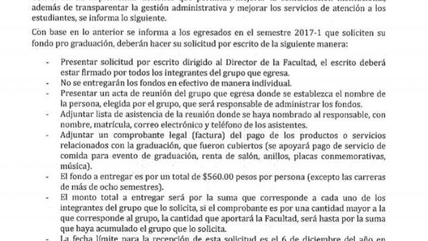Justifica UABC pedir factura a los alumnos