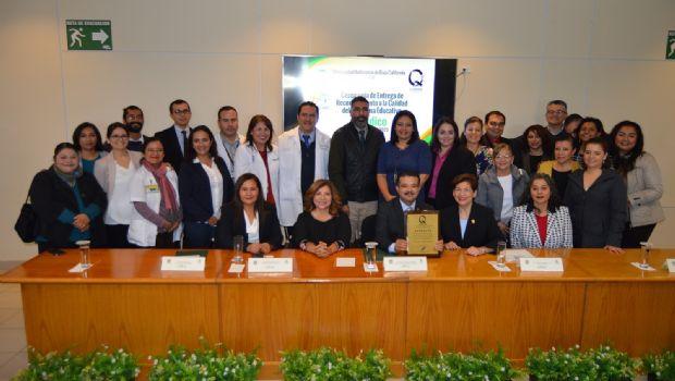 Reconocen calidad de Medicina Campus Ensenada