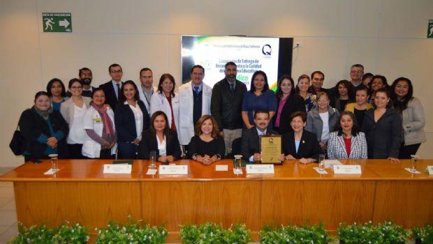 Destacan calidad de Medicina en UABC