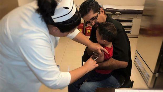 Invitan a vacunarse contra la influenza