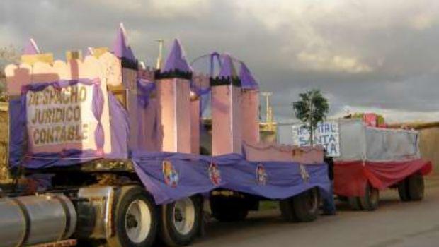 Llevarán a cabo desfile navideño en San Quintín