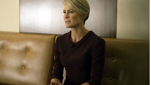 Concluirá House of Cards con Wright