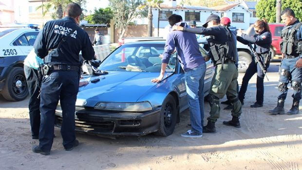 Recuperan 56 autos robados