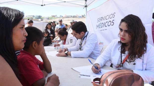 Continúa Ayuntamiento de Ensenada brindando consultas médicas a bajo costo