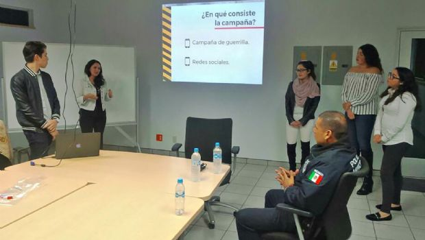 Asesora DSPM proyecto escolar