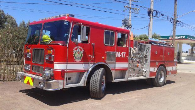 Invitan bomberos a  prevenir accidentes