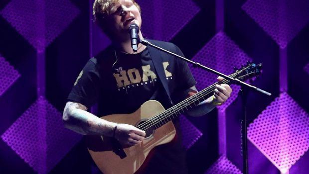 Ed Sheeran domina Spotify