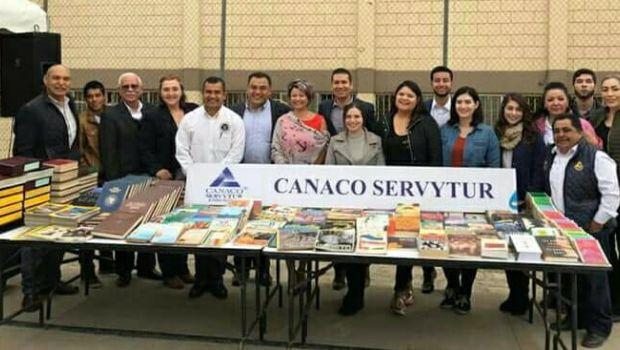 Recibe biblioteca del CERESO de Ensenada más de 600 libros