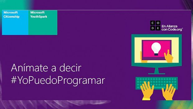 Lanza Microsoft tutorial gratuito para programar