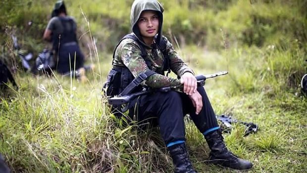 Denuncian mujeres abusos en las FARC