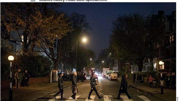 Recrea U2 foto de The Beatles