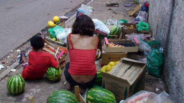 Tira México al año 34.5% de alimentos