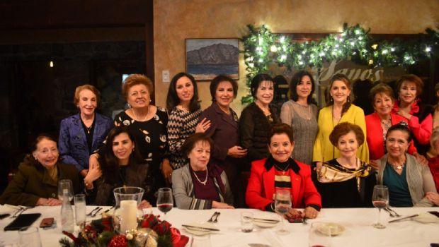 "Llegó la Navidad a ""20 Mujeres"""