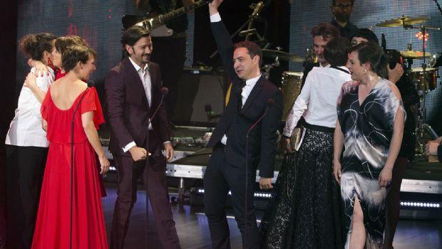 """""""Fantástica"""" triunfa  en los Premios Fénix"""