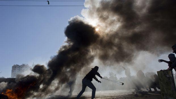 Atacan base de Hamas