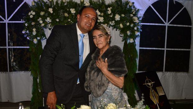 Celebran boda de plata