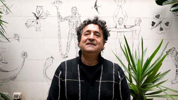 Artista rinde tributo a la cultura huichol