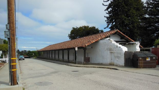 Misiones de las Californias XXXVIII: Misión de Santa Cruz