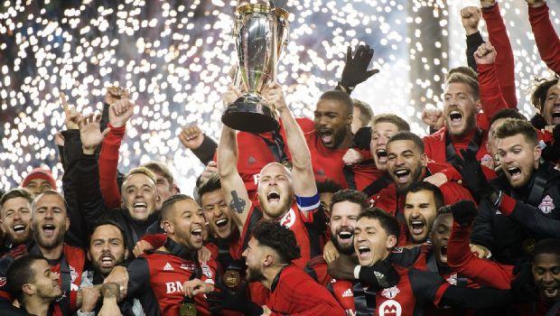 Cetro histórico de Toronto en MLS
