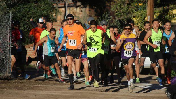 A correr en honor a 'El Chato'