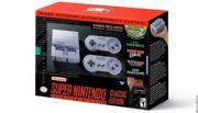 Anuncia Nintendo SNES Classic Edition