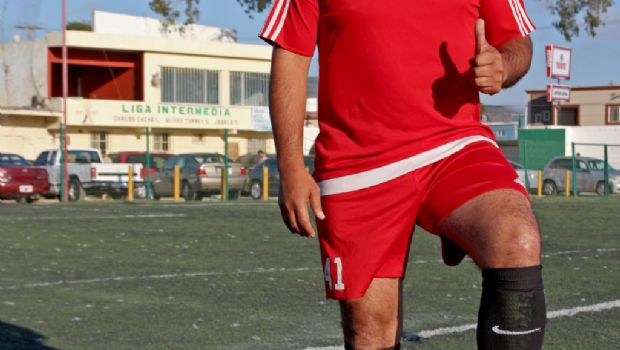 'Kiki' lleva el futbol en las venas
