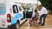 Realiza XXII Ayuntamiento más de mil 700 traslados en Taxi DIF