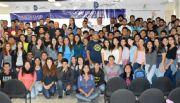 Invita Alcalde Marco Novelo a estudiantes a apoyar el desarrollo de Ensenada