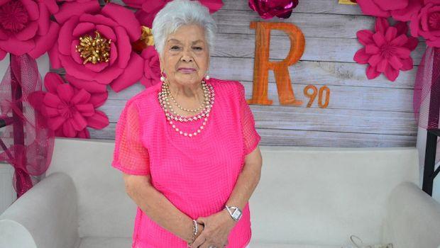 Suma Rosa María 90 años de vida