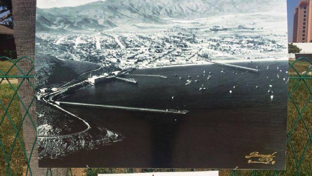 Crecimiento de puertos en 10 fotos