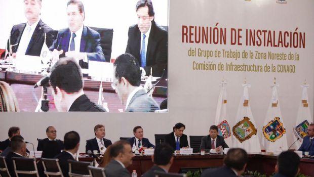 Instalan Comisión de Infraestructura