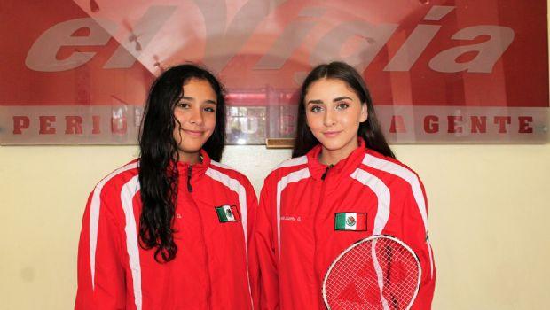 Hermanas Duarte a torneo Pam Am