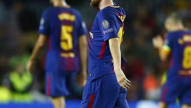 Rompe maldición Messi con doblete