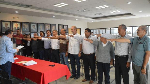 Instala Ayuntamiento Comisión Municipal de Transporte de Ensenada
