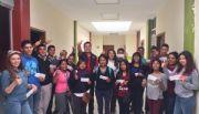 Entrega Ayuntamiento estímulos económicos a juventud de San Quintín
