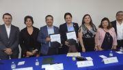 Firman convenio constitucional ISEP y UABC