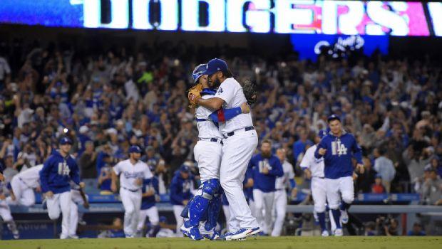 Son Dodgers los dueños del Oeste