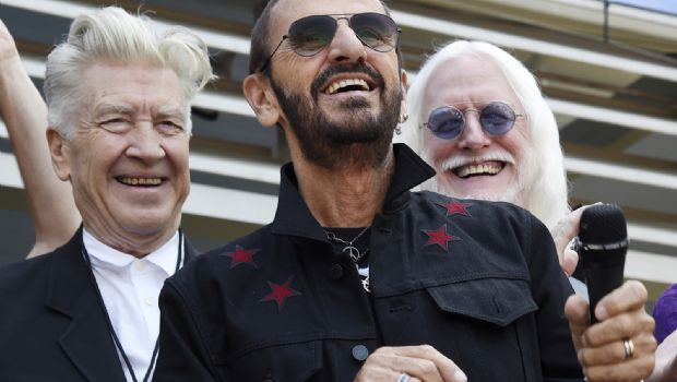 Starr y Gibb  reciben honor