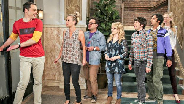 Los egos están acabando con  la serie The Big Bang Theory
