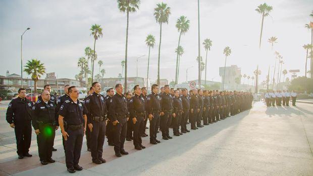 Listos los festejos del Día del Policía