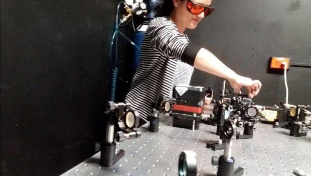 Manipulan fotones para procesar datos